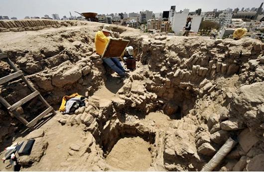 العثور على مومياءين تعودان إلى ألف عام في البيرو