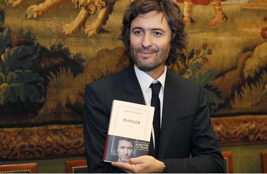 الجائزة الكبرى للرواية إلى كريستوف اونو-ديت-بيوت