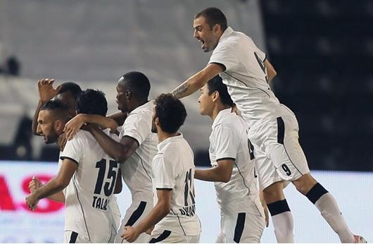 بطولة قطر: انتهاء مواجهة السد والوكرة بالتعادل