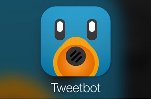 """إطلاق تحديث جديد لتطبيق """"تويت بوت"""""""