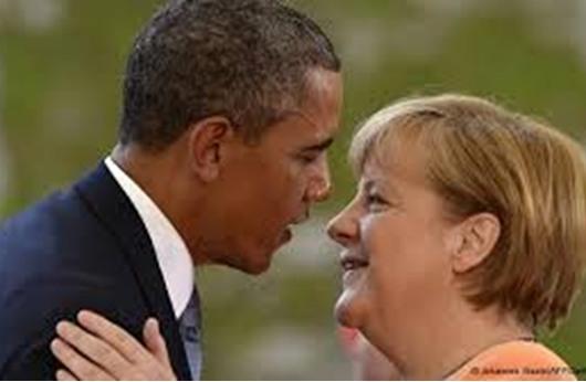 صحيفة ألمانية: أوباما طلب استمرار التجسس على ميركل