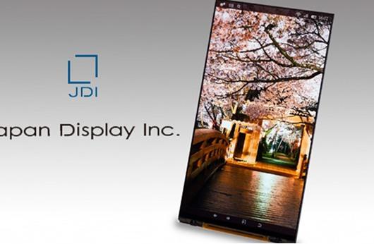 """Japan Display"" تكشف عن شاشات للهواتف الذكية بدقة"