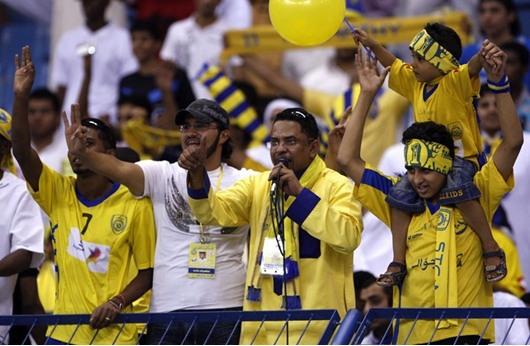 بطولة السعودية: النصر يحافظ على الصدارة