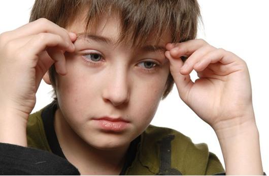 دراسة: الأطفال الذين يتعرضون لإصابات في الرأس أكثر عرضة للاكتئاب