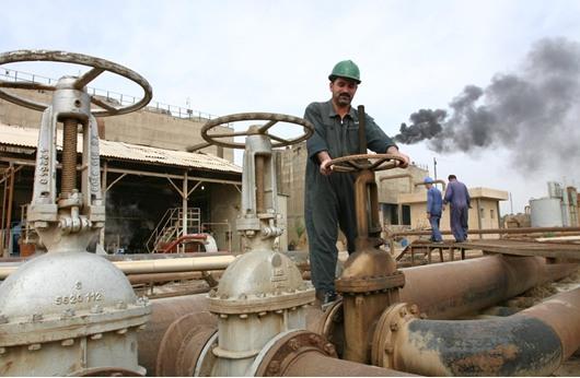 ارتفاع إنتاج النفط العراقي إلى 3.4 مليون برميل