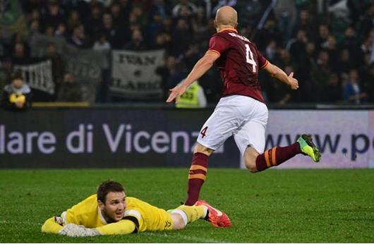 بطولة ايطاليا: روما يواصل مسلسل انتصاراته
