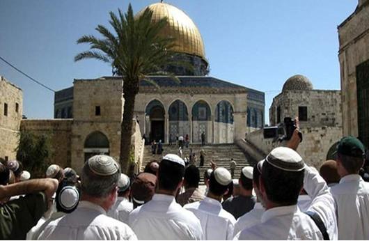 نواب عرب بالكنيست: إجازة صلاة اليهود في الأقصى إشعال للنار