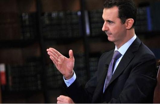 """""""إسرائيل"""" تفضل بقاء الأسد لأن القاعدة هي البديل"""