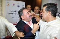 برلمانيان مغربيان معارضان يتبادلان العض والضرب