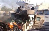 """مقتل قائد شرطة الأنبار و28 كرديا في معارك مع """"داعش"""""""
