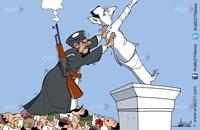 إيران في ظهر الأسد!