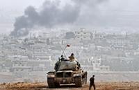 تركيا عن نية واشنطن تشكيل قوة على حدود سوريا: لعب بالنار