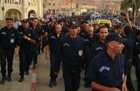 الشرطة الجزائرية تنظم احتجاجا لأول مرة منذ الاستقلال