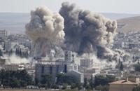رغم القصف تنظيم الدولة يتقدم في الحسكة