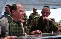 يعالون: وضعنا خطوطا حمراء للنظام في سوريا