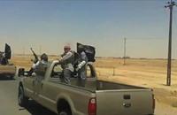 داعش يعتقل عشرات المشيعين لضابط أعدمه بنينوى