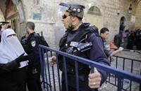 قيود إسرائيلية مشددة على المصلين في الأقصى