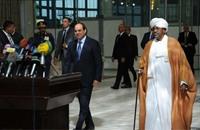 البشير يصل القاهرة ويبحث مع السيسي هذه القضايا