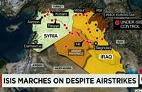 ماكين: داعش تنتصر ويمكنها السيطرة على مطار بغداد