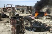 IHS: إيرادات داعش النفطية قبل الضربات مليونا دولار