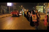 مسيرة ليلية لمؤيدي مرسي في الجيزة