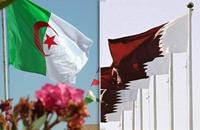 الجزائر تطلب تعاون قطر لإنهاء الاقتتال في ليبيا
