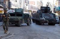 """الجيش اللبناني يعلن القبض على خلية """"إرهابية"""" مرتبطة بداعش"""