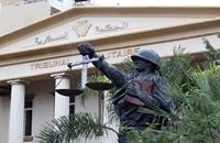 إحالة 34 مصريا مدنيا للقضاء العسكري