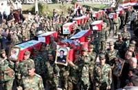 الأسد يمنح نصف الوظائف الجديدة للمصابين وذوي القتلى