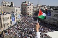 """استطلاع: """"تنظيم الدولة"""" يضر بالقضية الفلسطينية"""