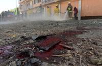 مقتل 22 بينهم رجال شرطة في هجوم انتحاري شمال أفغانستان