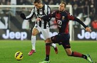 """""""يوفينتوس"""" يتلقى الهزيمة الأولى في الدوري الإيطالي"""