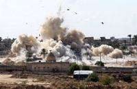 ميدل إيست آي: هدم المنازل في سيناء وصداه في غزة