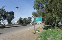 """""""عتمان"""" بوابة درعا ترزح تحت حصار قوات الأسد"""