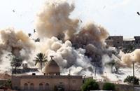 هدم 125 منزلاً في سيناء والأباتشي تؤمن عمليات الجيش