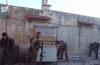 """مقتل عشرات من الميليشيات الشيعية بريف حلب """"فيديو"""""""