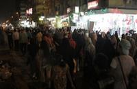 مسيرة لمؤيدي مرسي في الجيزة
