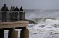 """الإعصار """"جواكين"""" يشتد ومخاوف من وصوله إلى أمريكا"""