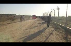 تجدد المواجهات مع الجيش الإسرائيلي على حدود غزة