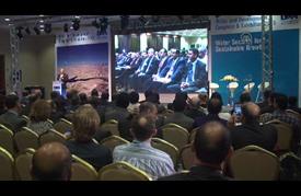 انطلاق المؤتمر العالمي الرابع للمياه في الأردن