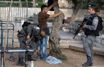 جيش الاحتلال يعتقل 16 فلسطينيا في الضفة الغربية