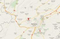 حواجز المليشيات بقدسيا بريف دمشق تجارة مربحة لعناصرها