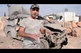 قائد بالجيش الحر: روسيا استهدفت معسكرا للتدريب بأكثر من 30 صاروخا