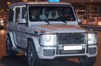 محمد بن راشد يصطحب السيسي بجولة في سيارته الخاصة (فيديو)