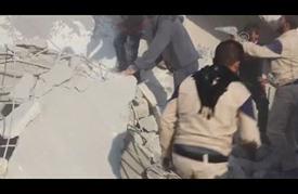 مقتل العشرات بقصف طائرات نظام الأسد على حلب