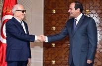 لقاء يجمع السيسي والسبسي واتفاق على التعاون بملف الإرهاب