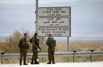 الاحتلال يعتقل 5 أشخاص تسللوا عبر الحدود مع الأردن