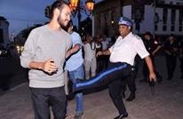 اعتداء ضباط أمن على محتجين يثير استياء مغاربة (صور)