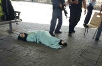 فيديو لإطلاق الرصاص الحي على فلسطينية بالعفولة