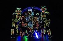 فرقة أمريكية راقصة تبهر الجمهور السعودي في الرياض